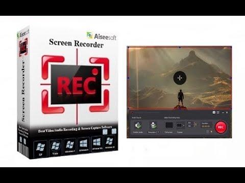 Aiseesoft Screen Recorder v2.2.60 Crack + Registration Code [Free] 2021