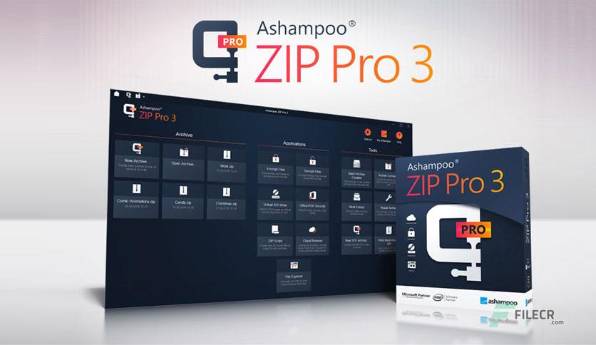 Ashampoo ZIP Pro v3.05.15 Crack – Serial key Free Download …