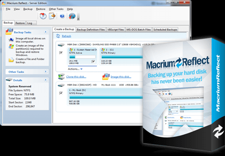 Macrium Reflect v8.0.6036 Crack + License Key Free [2022]