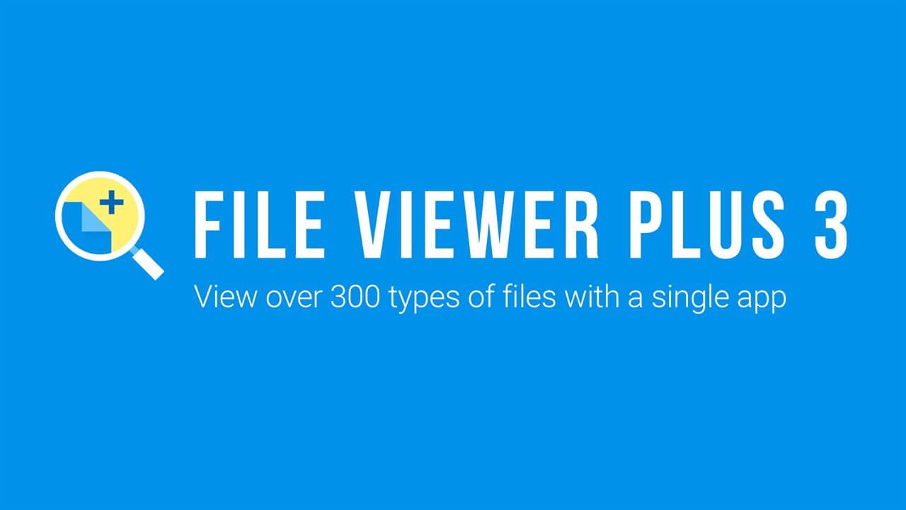 File Viewer Plus [v4.0.2.4] Crack + Activation Key Download 2022